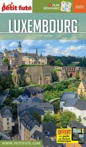 Petit Futé - Petit Futé Luxembourg. 1 Plan détachable