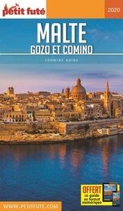 Téléchargez les ebooks gratuits au format txt Petit Futé Malte  - Gozo et Comino (Litterature Francaise)  par Petit Futé 9782305026633