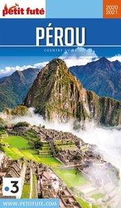 Téléchargement gratuit de livres audio anglais mp3 Petit Futé Pérou