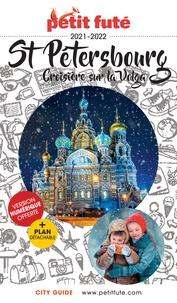 Petit Futé - Petit Futé Saint-Pétersbourg - Croisière sur la Volga. 1 Plan détachable