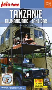 Téléchargez des comptes gratuits Petit Futé Tanzanie : Kilimandjaro Zanzibar  (Litterature Francaise)