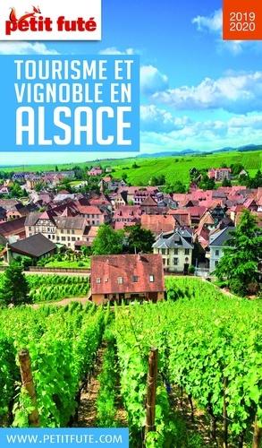 Petit Futé Tourisme et vignoble en Alsace  Edition 2019-2020