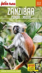 Ebook long courrier Petit Futé Zanzibar  - Pemba - Mafia PDF DJVU MOBI in French par Petit Futé