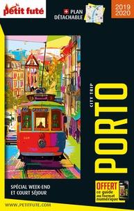 Petit Futé - Porto. 1 Plan détachable