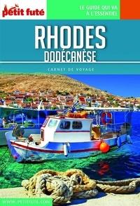Téléchargez les manuels gratuitement Rhodes  - Dodécanèse (Litterature Francaise) 9782305029665