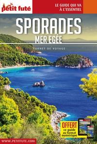 Ebook long courrier Sporades  - Mer Egée 9782305030050 in French par Petit Futé