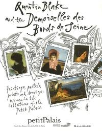 Petit palais - Quentin Blake and the Demoiselles des Bords de Seine.