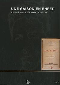 Arthur Rimbaud - Une saison en enfer. 1 CD audio
