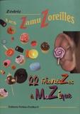Zédric - Les ZamuZoreilles. 1 CD audio