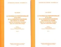 La technique de proportionnalité et le juge de la Convention européenne des droits de lhomme 2 volumes - Essai sur un instrument nécessaire dans une société démocratique.pdf
