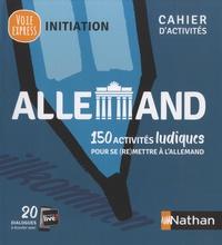 Petra Niggemann - Allemand - 150 activités ludiques pour se (re)mettre à l'allemand.