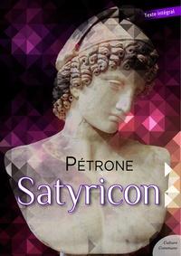Pétrone - Satyricon.