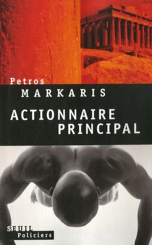 Petros Màrkaris - Actionnaire principal.