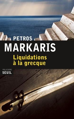 Liquidations à la grecque - Format ePub - 9782021094954 - 7,99 €