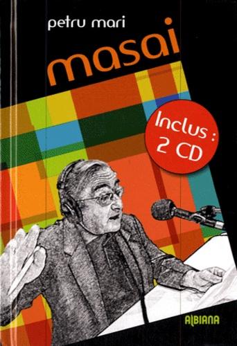 Petru Mari - Masai. 2 CD audio