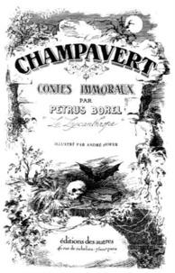 Pétrus Borel - .