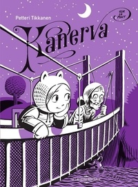 Petteri Tikkanen - Kanerva sur le pont.