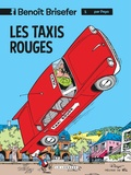 Peyo et  Will - Benoît Brisefer Tome 1 : Les taxis rouges - Avec le carnet de tournage du film.