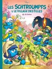 Peyo créations - Les Schtroumpfs & le village des filles Tome 3 : Le corbeau.