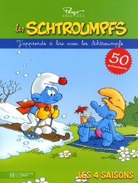 Peyo créations - Les Schtroumpfs  : Les 4 saisons.