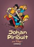 Peyo - Johan et Pirlouit L'intégrale Tome 1 : Page du Roy.