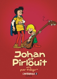Johan et Pirlouit L'intégrale Tome 2 -  Peyo | Showmesound.org