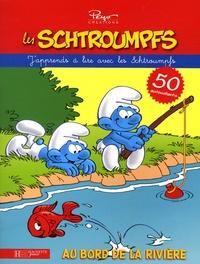 Peyo - Les Schtroumpfs  : Au bord de la rivière.