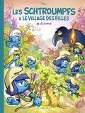 Peyo - Les Schtroumpfs et le village des filles - tome 3 - Le Corbeau.