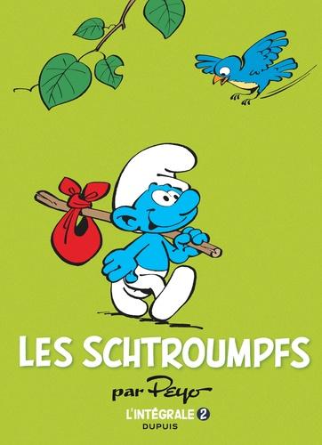 Peyo - Les Schtroumpfs L'intégrale Tome 2 : 1967-1969.