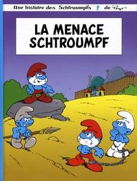 Peyo - Les Schtroumpfs  : La menace Schtroumpf - Mini-album.