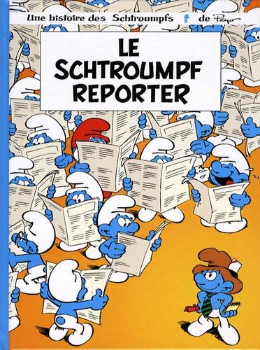 Peyo - Les Schtroumpfs  : Le Schtroumpf reporter - Mini-album.