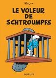 Peyo - Les Schtroumpfs  : Le voleur de Schtroumpfs.