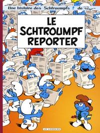 Peyo - Les Schtroumpfs N° 22 : Le Schtroumpf reporter.