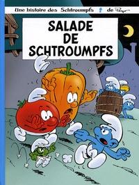 Peyo - Les Schtroumpfs  : Salade de Schtroumpfs - Mini-album.