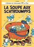 Peyo - Les Schtroumpfs Tome 10 : La soupe aux Schtroumpfs.