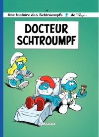 Peyo - Les Schtroumpfs Tome 18 : Docteur Schtroumpf.