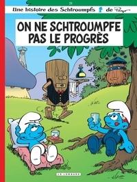 Ucareoutplacement.be Les Schtroumpfs Tome 21 Image