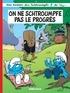 Peyo et Philippe Delzenne - Les Schtroumpfs Tome 21 : On ne schtroumpfe pas le progrès.