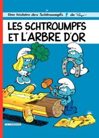 Peyo et Alain Jost - Les Schtroumpfs Tome 29 : Les schtroumpfs et l'arbre d'or.