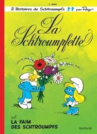 Peyo et Yvan Delporte - Les Schtroumpfs Tome 3 : La Schtroumpfette.