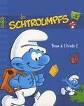 Peyo - Les Schtroumpfs Tome 3 : Tous à l'école !.