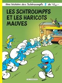 Peyo - Les Schtroumpfs Tome 35 : Les schtroumpfs et les haricots mauves.