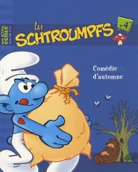 Peyo - Les Schtroumpfs Tome 4 : Comédie d'automne.