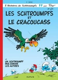 Peyo et  Gos - Les Schtroumpfs Tome 5 : Les Schtroumpfs et le Cracoucass.