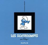 Peyo - Les Schtroumpfs - Coffret en 3 volumes : Les schtroumpfs et les jouets ; Le petit canard des schtroumpfs ; Le moulin des schtroumpfs.