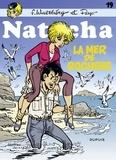 Peyo et  Walthéry - Natacha - Tome 19 - La mer des rochers.