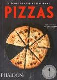 Phaidon - Pizzas - L'école de cuisine italienne.