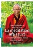 Phakyab Rinpoche et Sofia Stril-Rever - La méditation m'a sauvé.