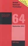 Pharmaceutical Press - British National Formulary 64 - September 2012.