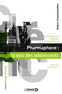 Serge Tisseron - Pharmaphone : la voix des adolescents.